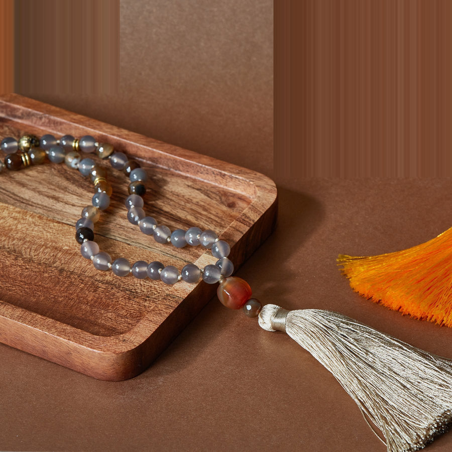 Defender Mala Necklace