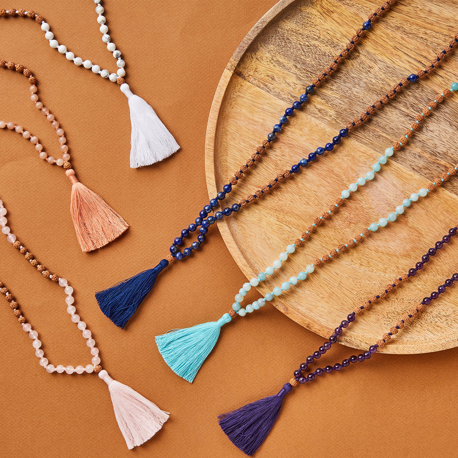 Good Fortune Mala Necklace