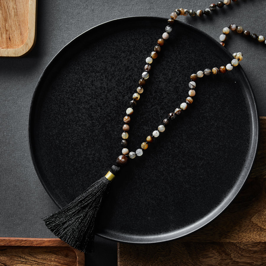Divine Force Mala Necklace