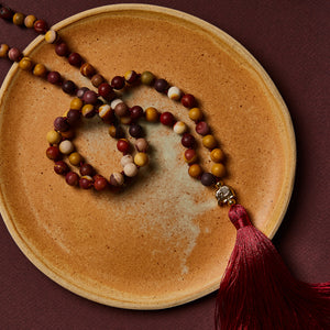 Enlighten Mala Necklace