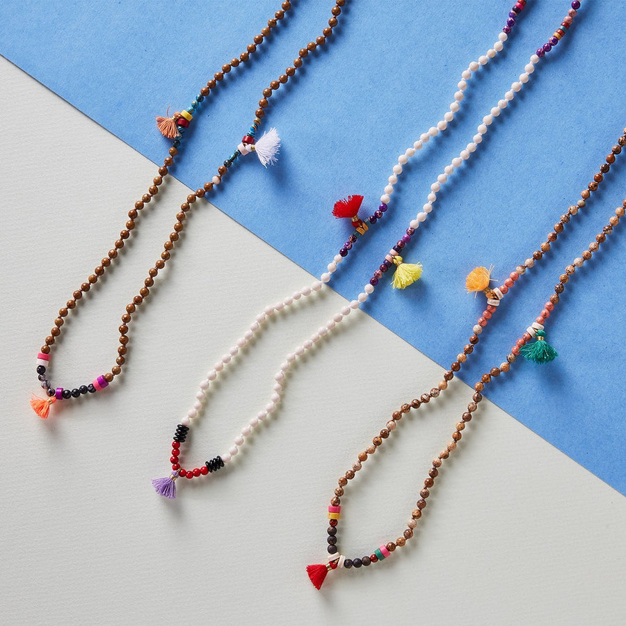 Lavish Mala Necklace