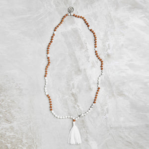Philosophy Mala Necklace