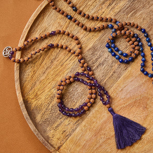 Mystic Mala Necklace