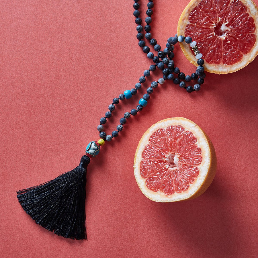 Peacemaker Mala Necklace