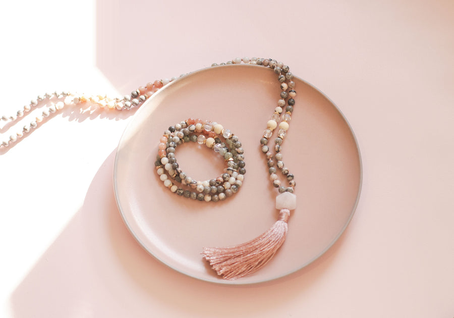 Pretty Love Mala Necklace