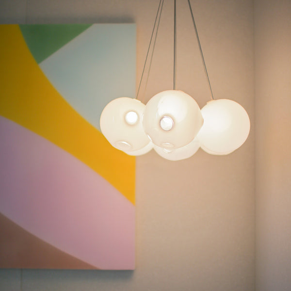 28.7 Cluster Pendant Light