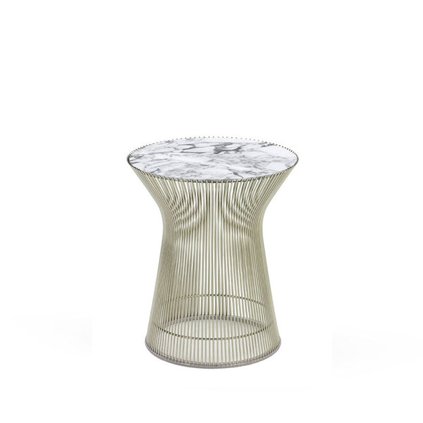 Platner Side Table