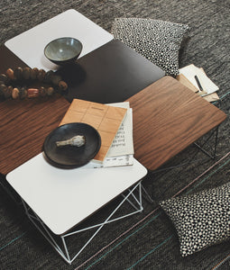Eames® Wire Base Low Table