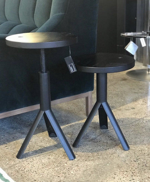 Ike Telescopic (Adjustable) Stools by Ligne Roset