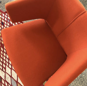 Lotus Swivel Chair by Bensen