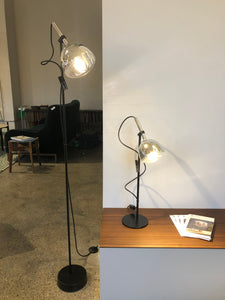 Chrome Bell Floor Lamp by Ligne Roset
