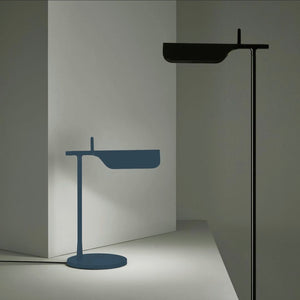 Tab Floor Lamp — 90° Rotatable Head