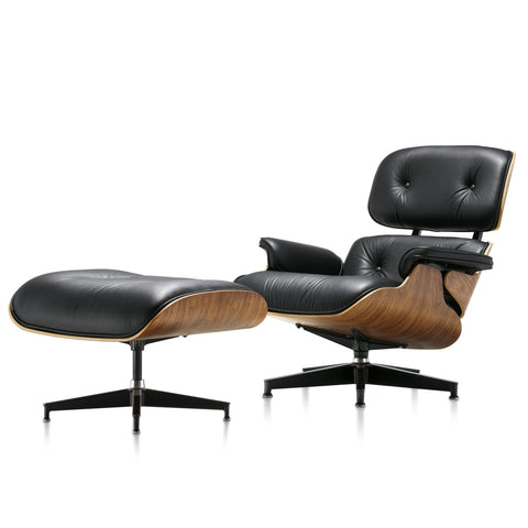 Eames® Lounge Chair and Ottoman