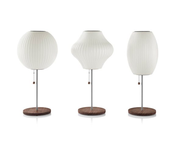 Nelson® Pear® Lotus Table Lamp