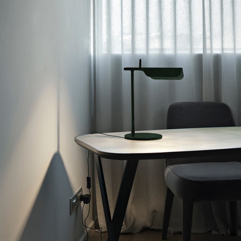 Tab Table Lamp — 90° Rotatable Head