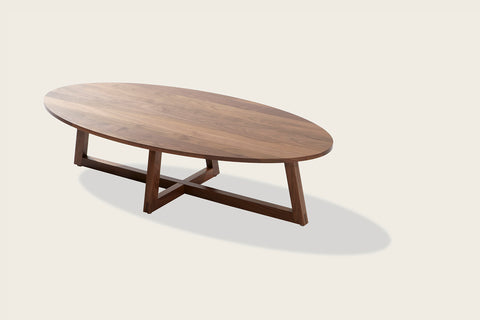 Finn Oval Coffee Table