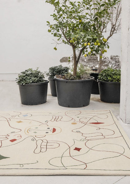 Silhouette Rug - Outdoor