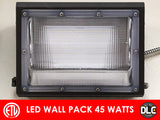 45 Watt LED Wall Pack