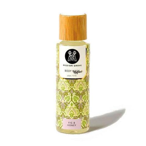Mission Grove - Fig and Honey Body Wash