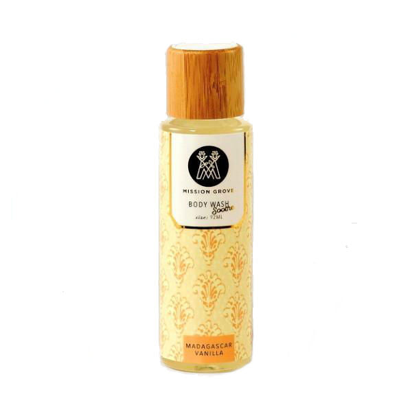 Mission Grove - Madagascar Vanilla Body Wash