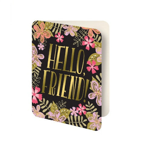 Hello, Friend Card Set