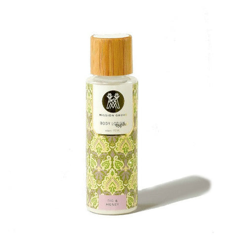Mission Grove - Fig and Honey Lotion