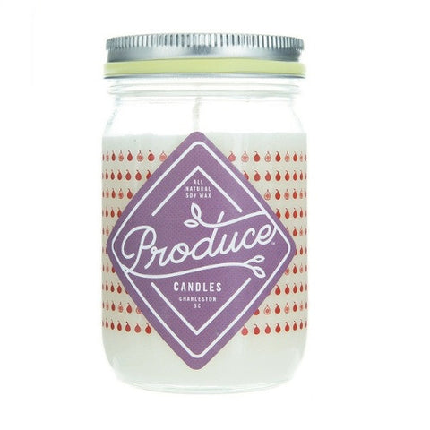 Produce Fig Candle