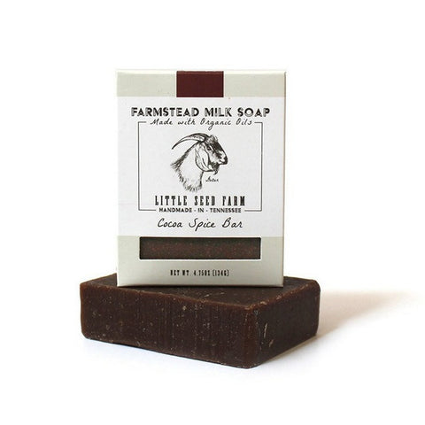Little Seed Farm Cocoa Spice