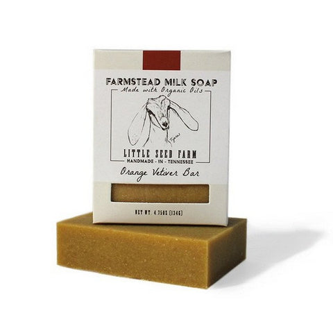 Little Seed Farm Orange Vetiver