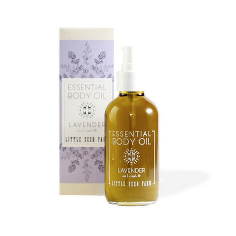 Little Seed Farm Lavender Body Oil