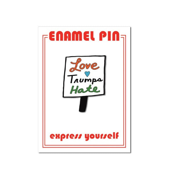 Enamel Pin - Love