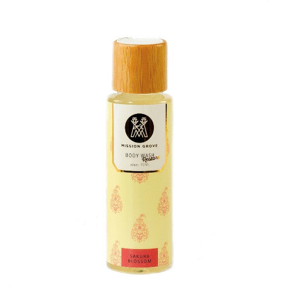 Mission Grove - Sakura Blossom Body Wash