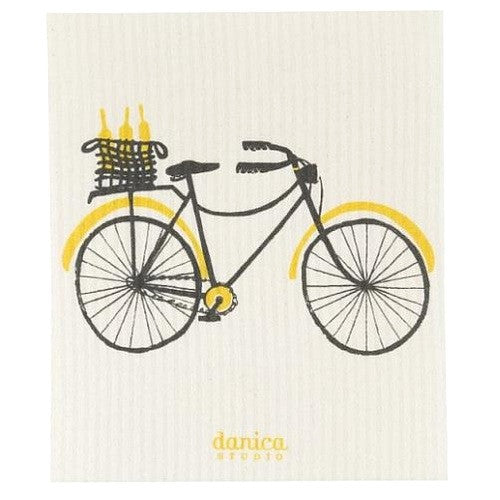 Bicycle Swedish Dish Cloth