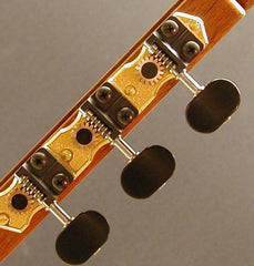 Traditional Gold with Ebony Knob and Ebony Dot