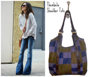 Thembela Shoulder Tote