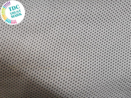 White Polyester Net Fabric (500 Meters)