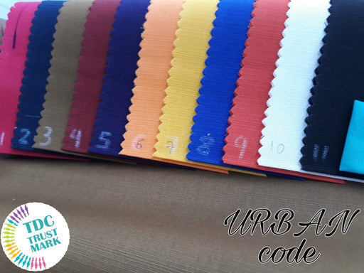11 Colour Design Cotton Wefth Code Fabric (10 Meters Each of Any 6 Color)