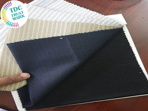 5 Colour Design Worsted Lycra Fabric (100 Meterss Each Color)