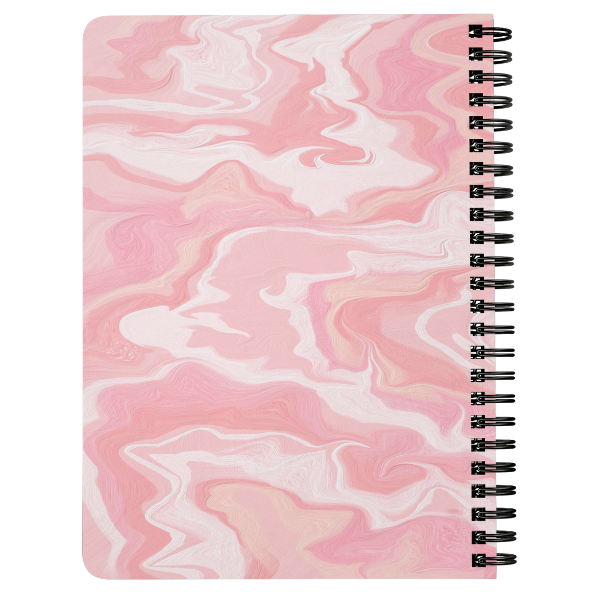 Pink Swirl Journal