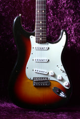 1963 Fender Stratocaster. Three Tone Sunburst. #L03068