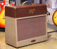 "1955 Gibson GA40 Two Tone ""Les Paul"" Amplifier #53382"