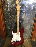 1993 Fender Stratocaster Torino Red Lefty