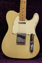 1968 Fender Telecaster. Blond with Maple Neck #230992