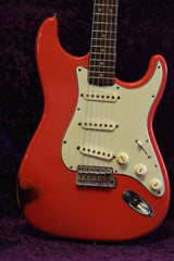 "1963 Fender ""L"" Series Stratocaster ""Fiesta Red"" #L06641"