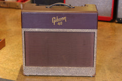 "1956 Gibson GA40 Two Tone ""Les Paul"" Amplifier #54766"