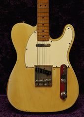 "1969 Fender Telecaster, ""Blonde"" with Maple Neck #238895"