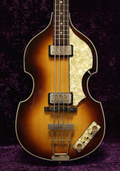 "Hofner 500/1 V63 ""Beatle Bass"""