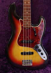 1965 Fender Jazz Bass #131390 - the real deal