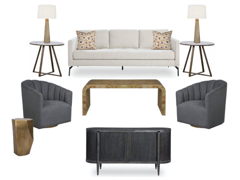 Urban Grace Living Room