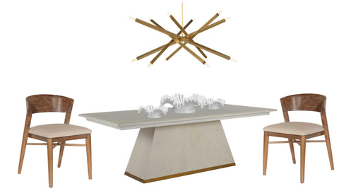 Utopia  Polished Dining Room
